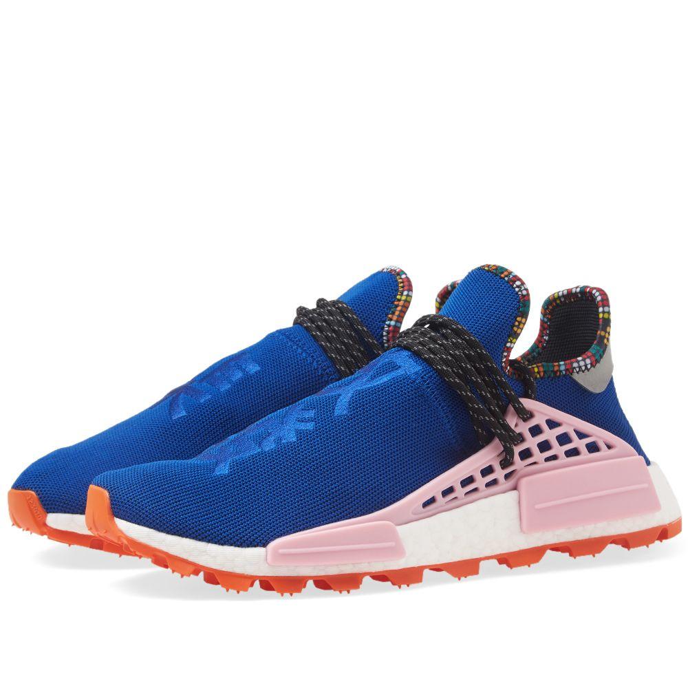 ed13c7409aaf Adidas by Pharrell Williams SOLARHU NMD Powder Blue