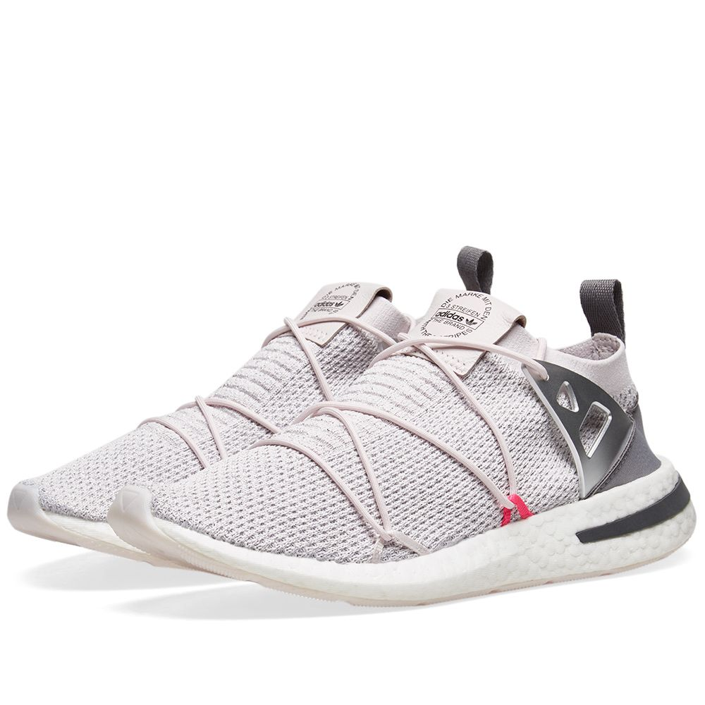 sports shoes 0d462 3649d Adidas Arkyn PK W Orchid Tint  Grey Three  END.