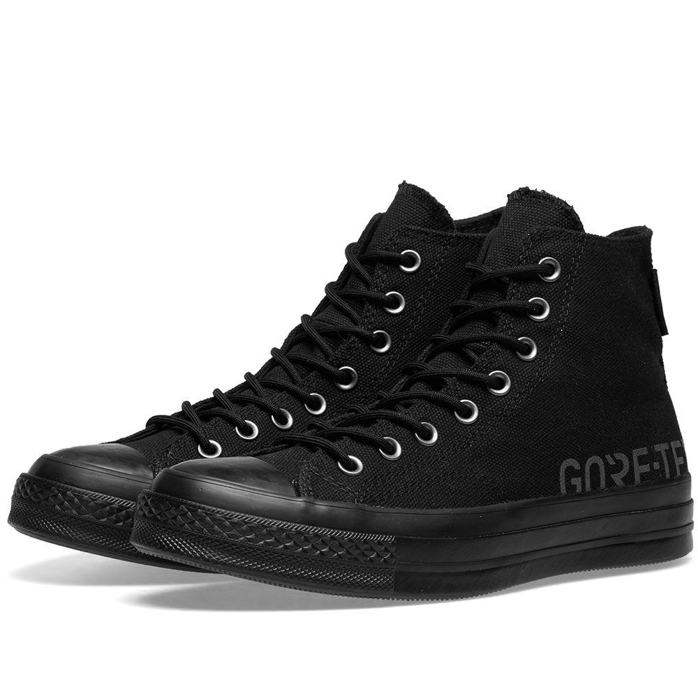 130adb8d4b6b Converse Chuck Taylor 1970s Hi Gore-Tex Black