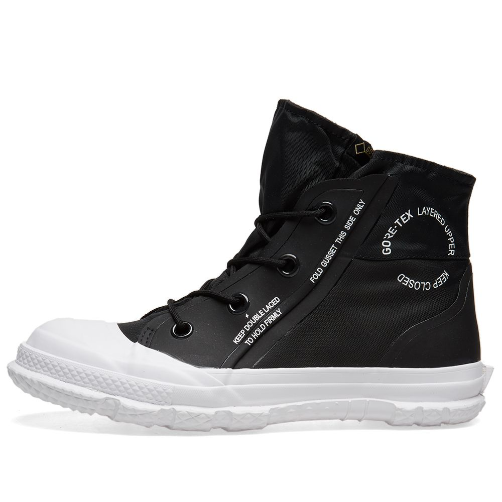 Converse Chuck Taylor MC18 Hi Utility Hybrid Black   White  9df141180