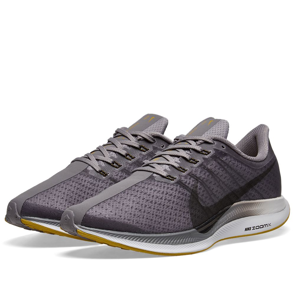 competitive price 6bf42 5616a Nike Zoom Pegasus 35 Turbo Gridiron, Black, Grey  Moss  END.