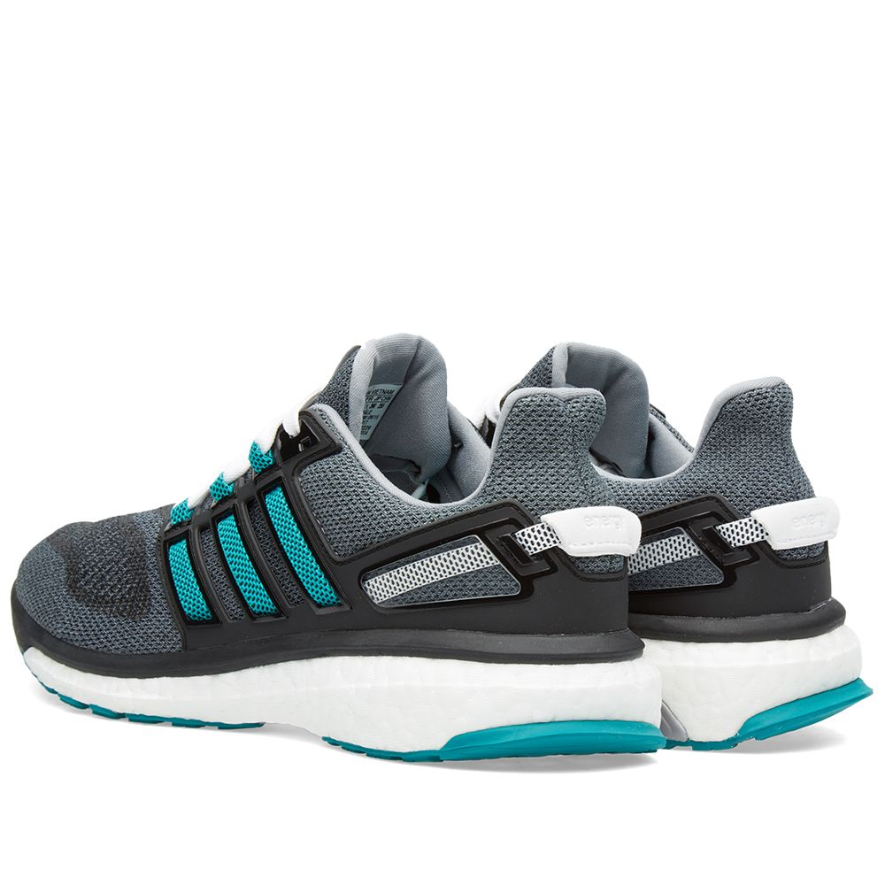 eaa8a6493191 Adidas Energy Boost 3 Grey