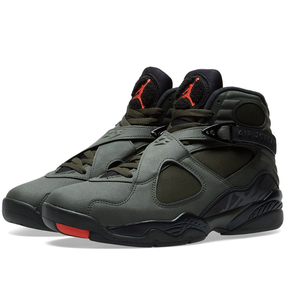 e555d3085b1cf Nike Air Jordan 8 Retro Sequoia