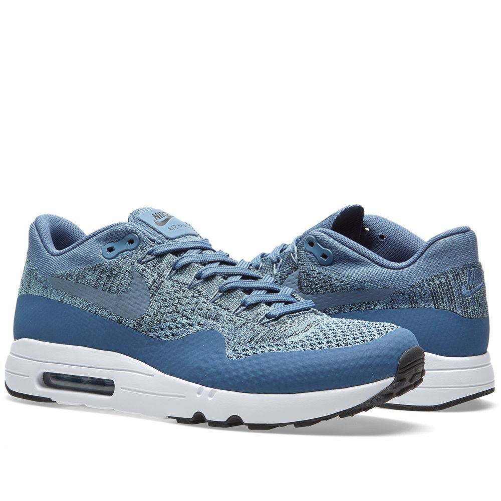 d95de1a316f37c Nike Air Max 1 Ultra 2.0 Flyknit. Ocean Fog   Mica Blue.  149  79. Plus  Free Shipping. image. image. image. image. image