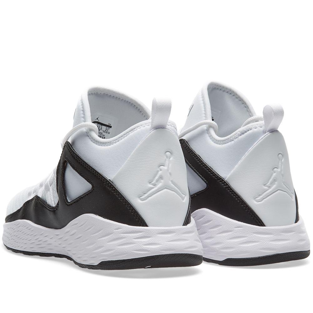 400aad1ef77096 Nike Jordan Formula 23 White   Black