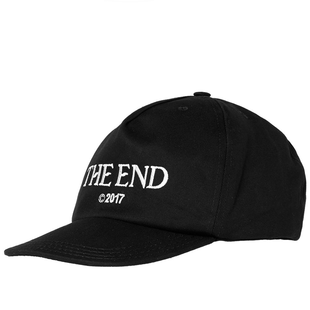 3570fa2f3af Off-White The End Cap Black   White