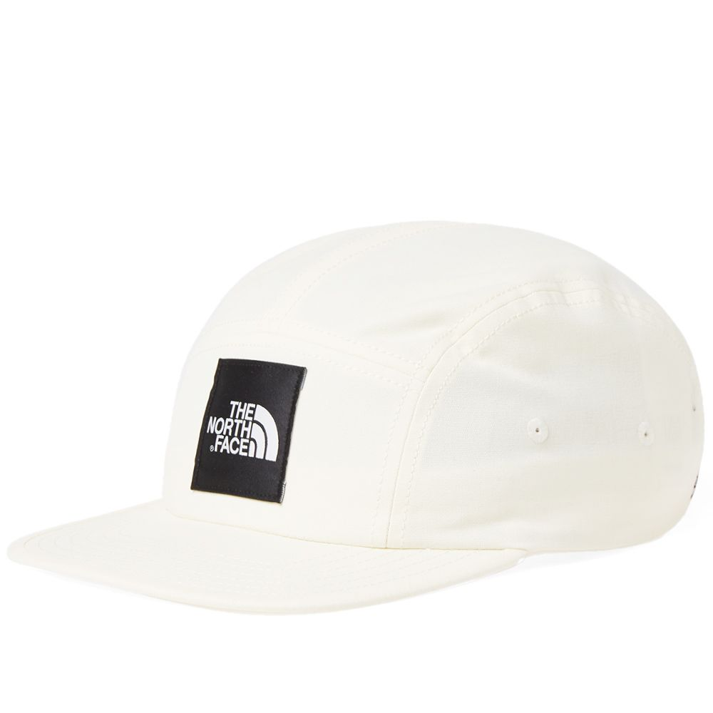 The North Face 5 Panel Ball Cap Vintage White   TNF Black  3d4666d08f7