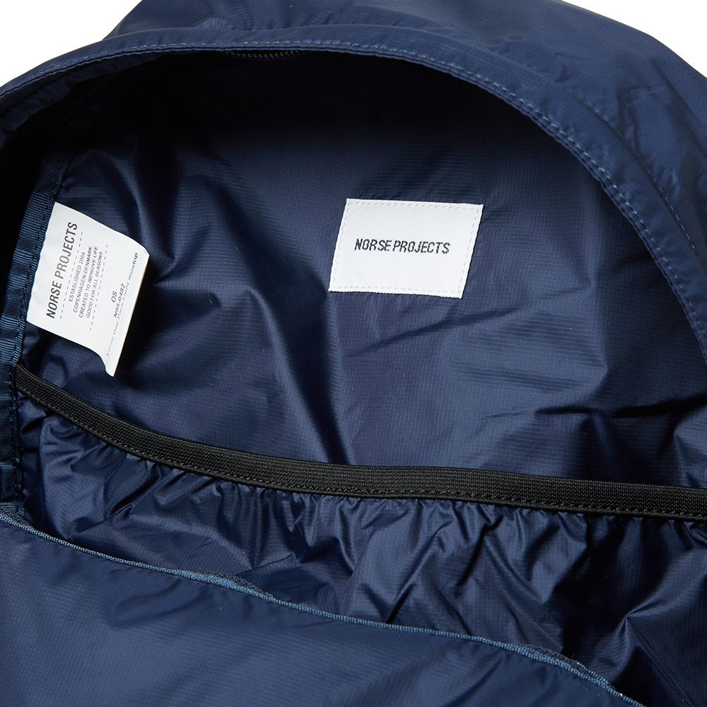 c4d1488264 Norse Projects Louie Day Pack Navy Ripstop