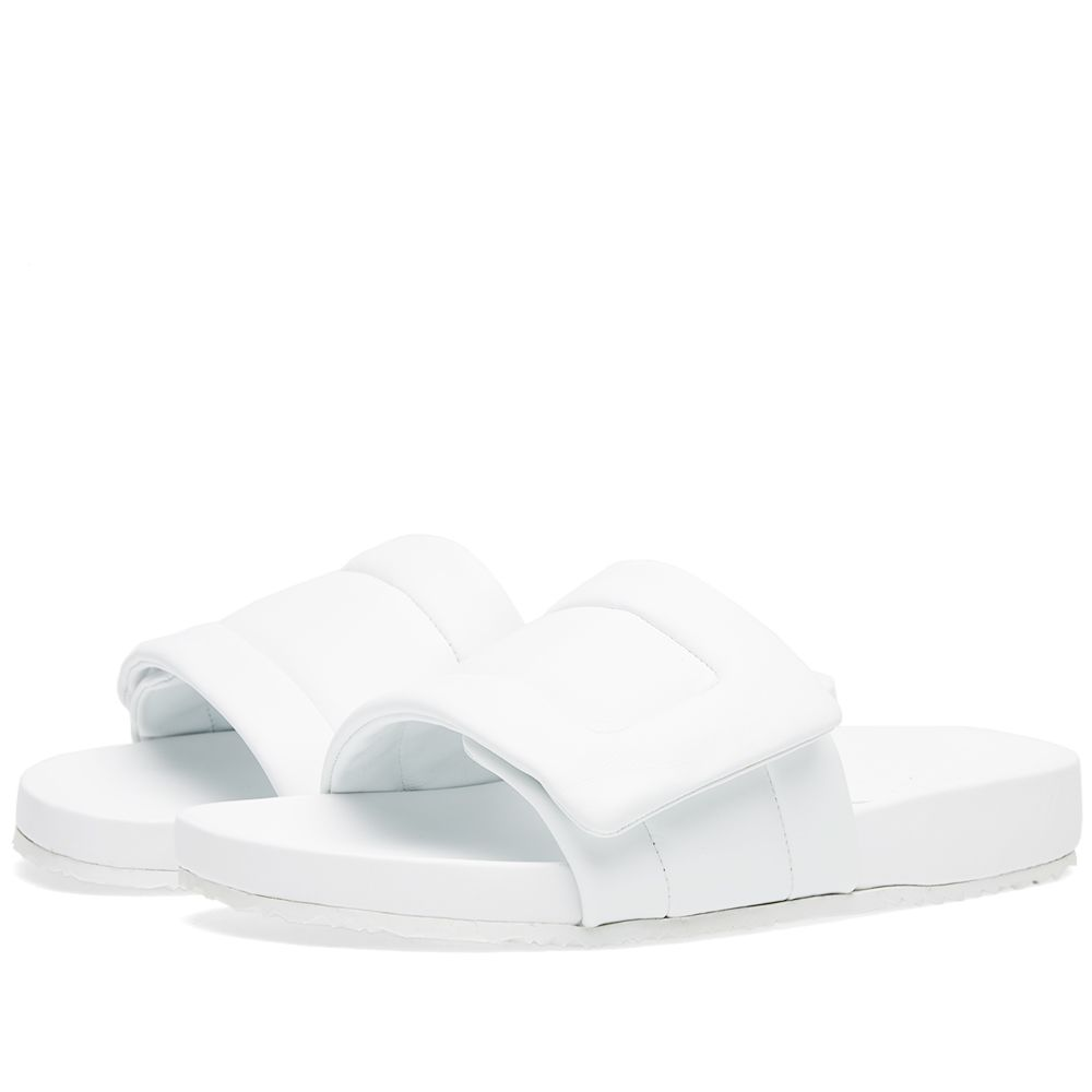 d662ede6a998 Maison Margiela 22 Future Pool Sandal White