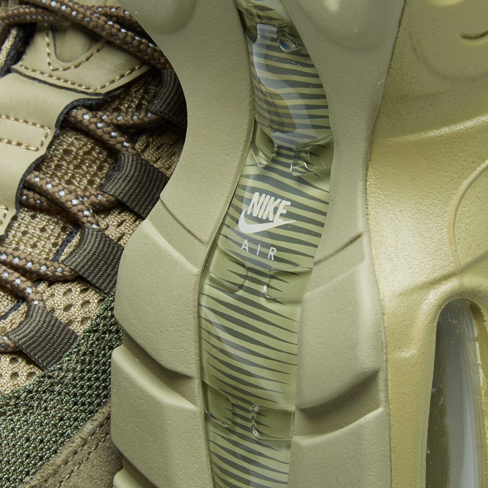 reputable site b7153 9072f Nike Air Max 95 Premium Neutral Olive  END.