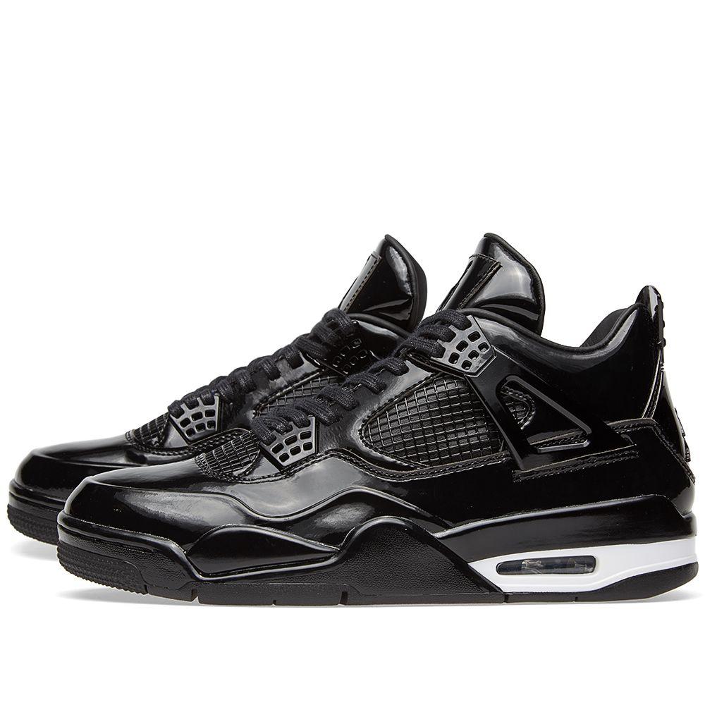 7343cde234376b Nike Jordan 11LAB4 Black   White
