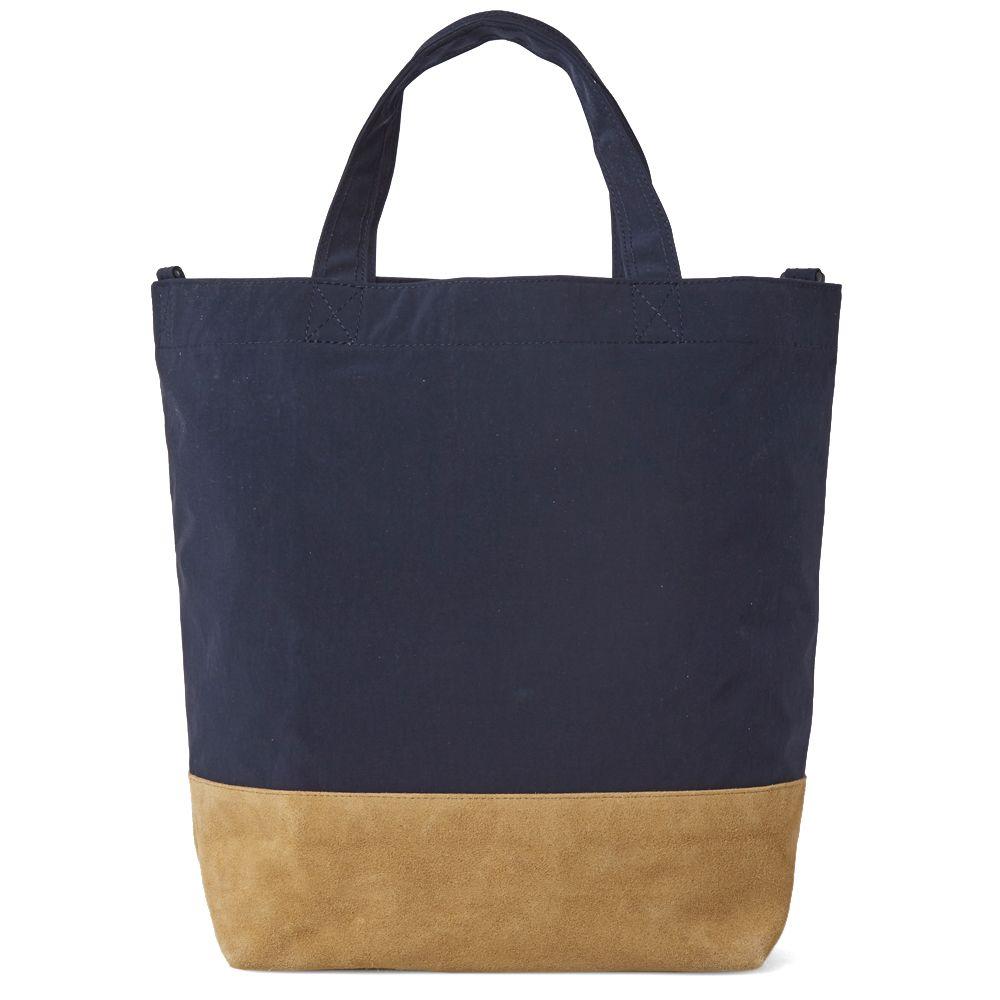 c30f5c9c2e92 Head Porter Jackson 2Way Shopping Bag Navy