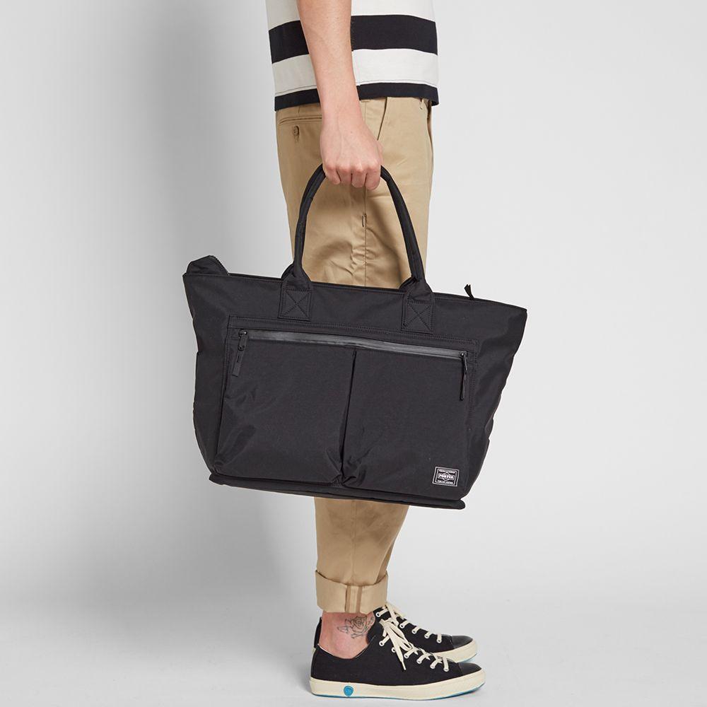 fae8210540fd Head Porter Yukon Tote Bag. Black. ¥40