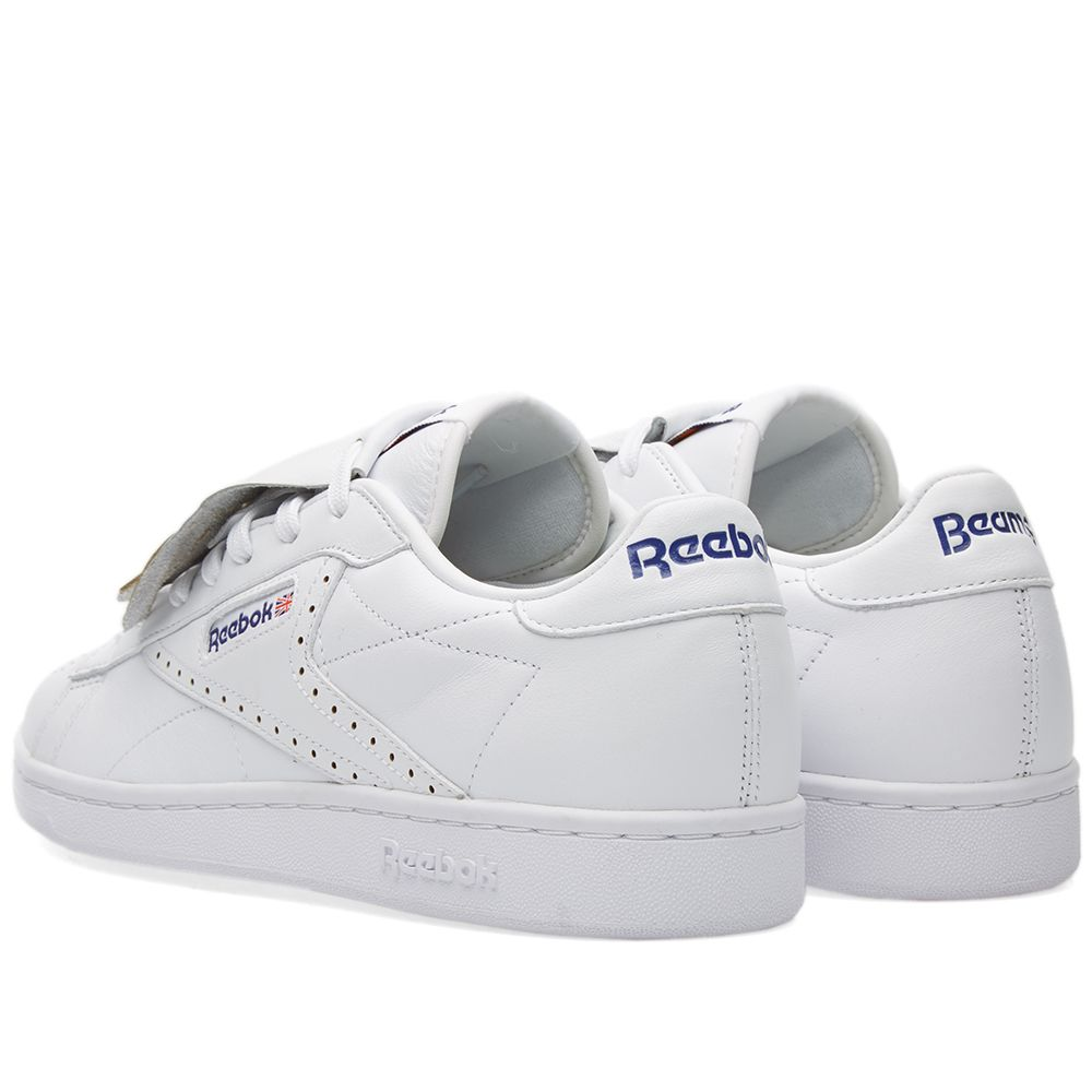 Reebok x Beams NPC UK White 9ea0348096