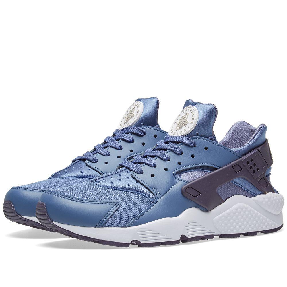83fc06b8d6f9 Nike Air Huarache Blue Moon   Pale Grey