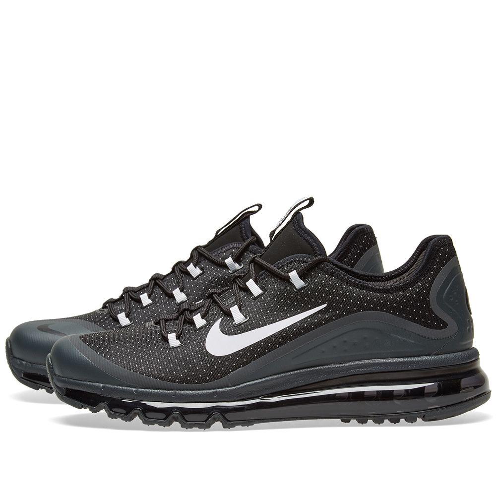 0ccff1114fbd Nike Air Max More Black