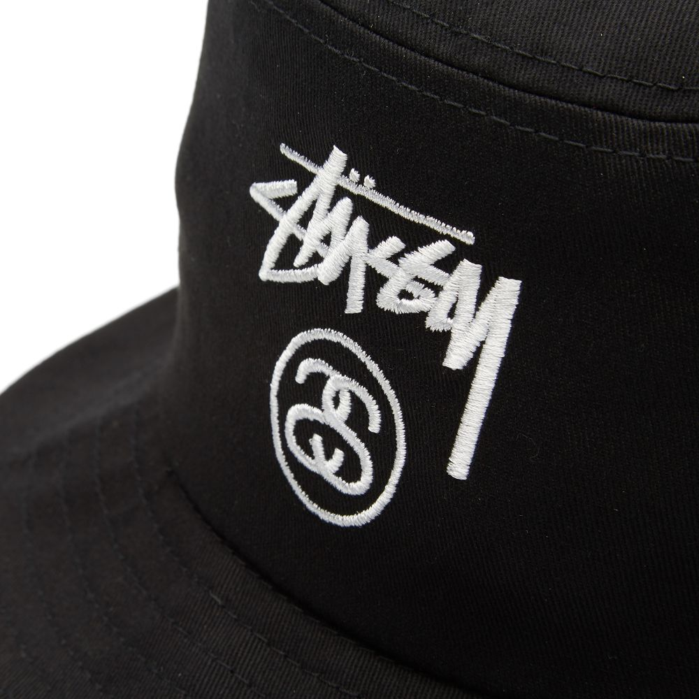 b31a963ce51 homeStussy Stock Lock Bucket Hat. image. image. image