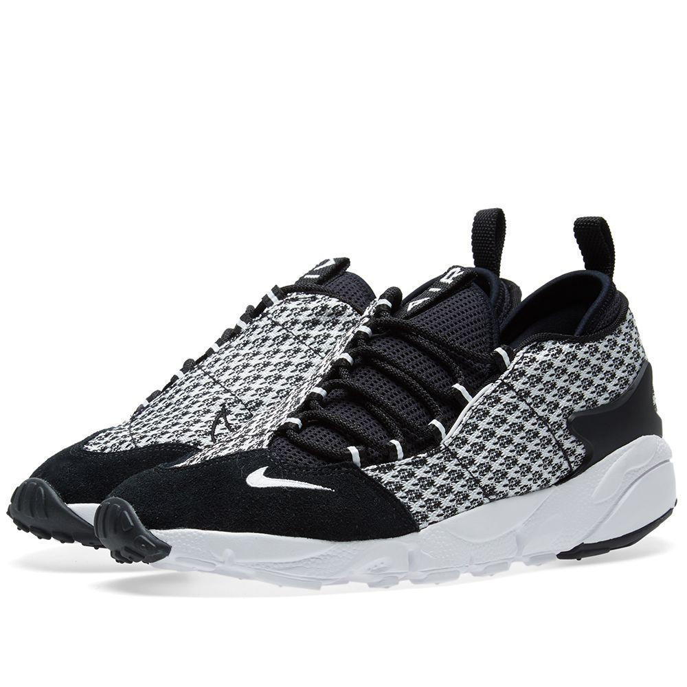 de67d3887b Nike Air Footscape NM Jacquard. Black & White. $155 $59. image