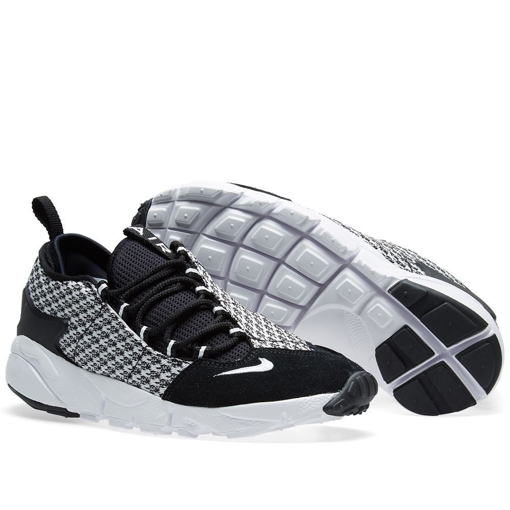 4d7c8366fa Nike Air Footscape NM Jacquard. Black & White. $155 $59. image. image.  image. image. image. image. image