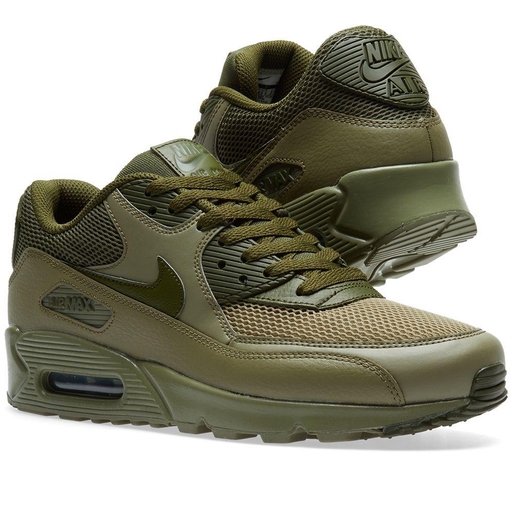 Nike Air Max 90 Essential Trooper   Legion Green  1cd242cd1