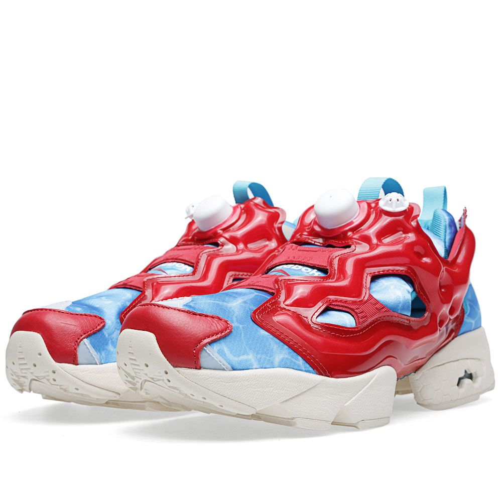 aab519c8d3d5b Reebok x Shoe Gallery Instapump Fury OG Excellent Red