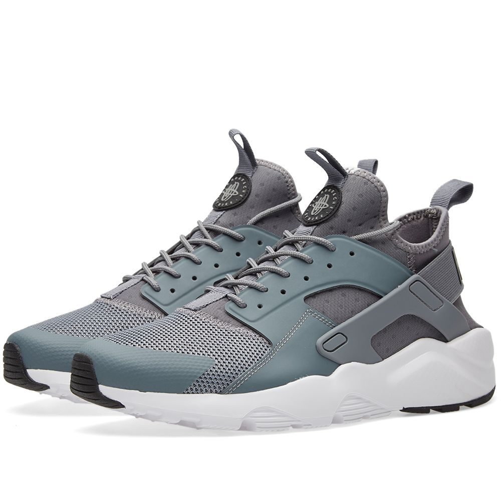 58b12d56f7f3 Nike Air Huarache Run Ultra Cool Grey