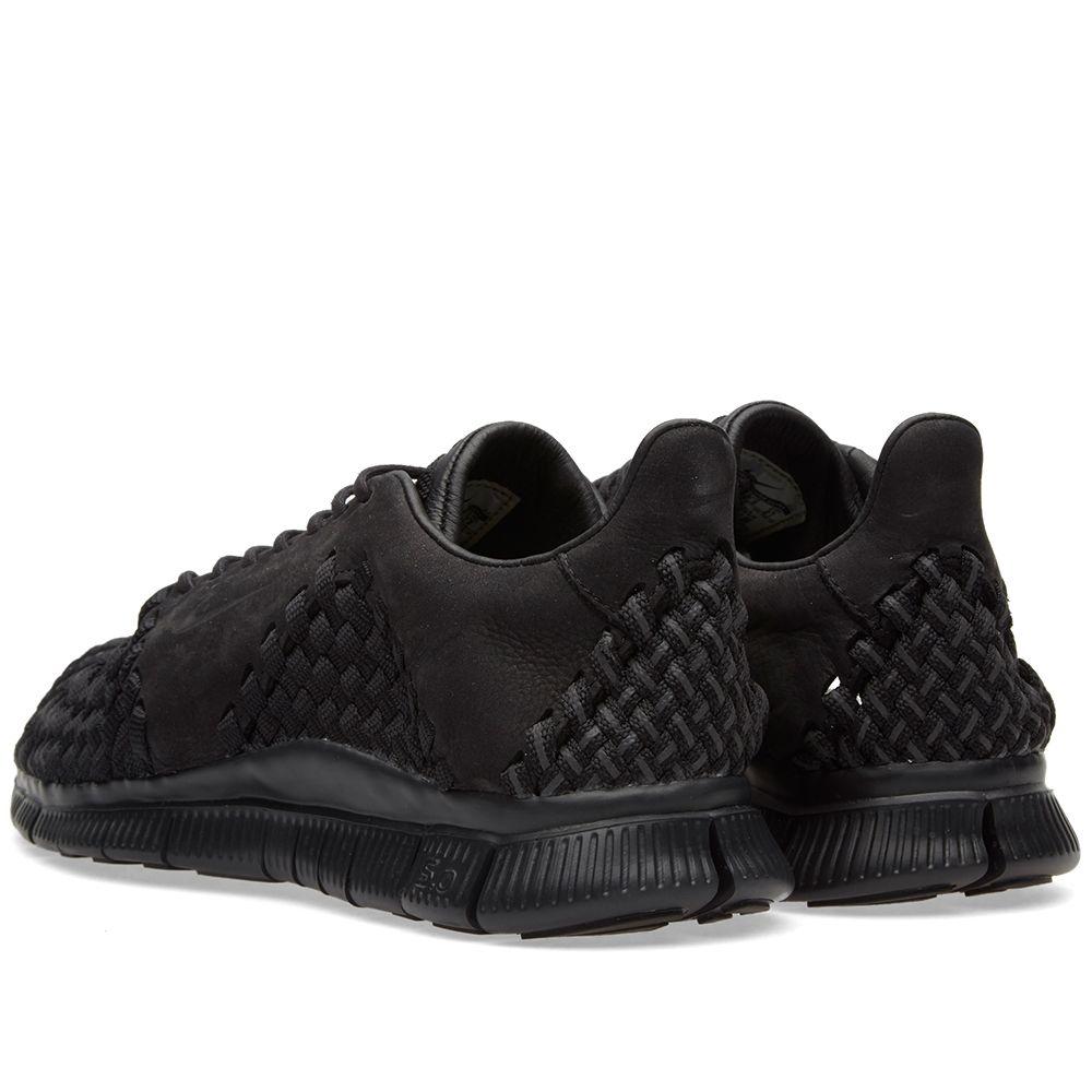 Nike Free Inneva Woven II. Black. £145 £79. image 83dc5d24e6bc