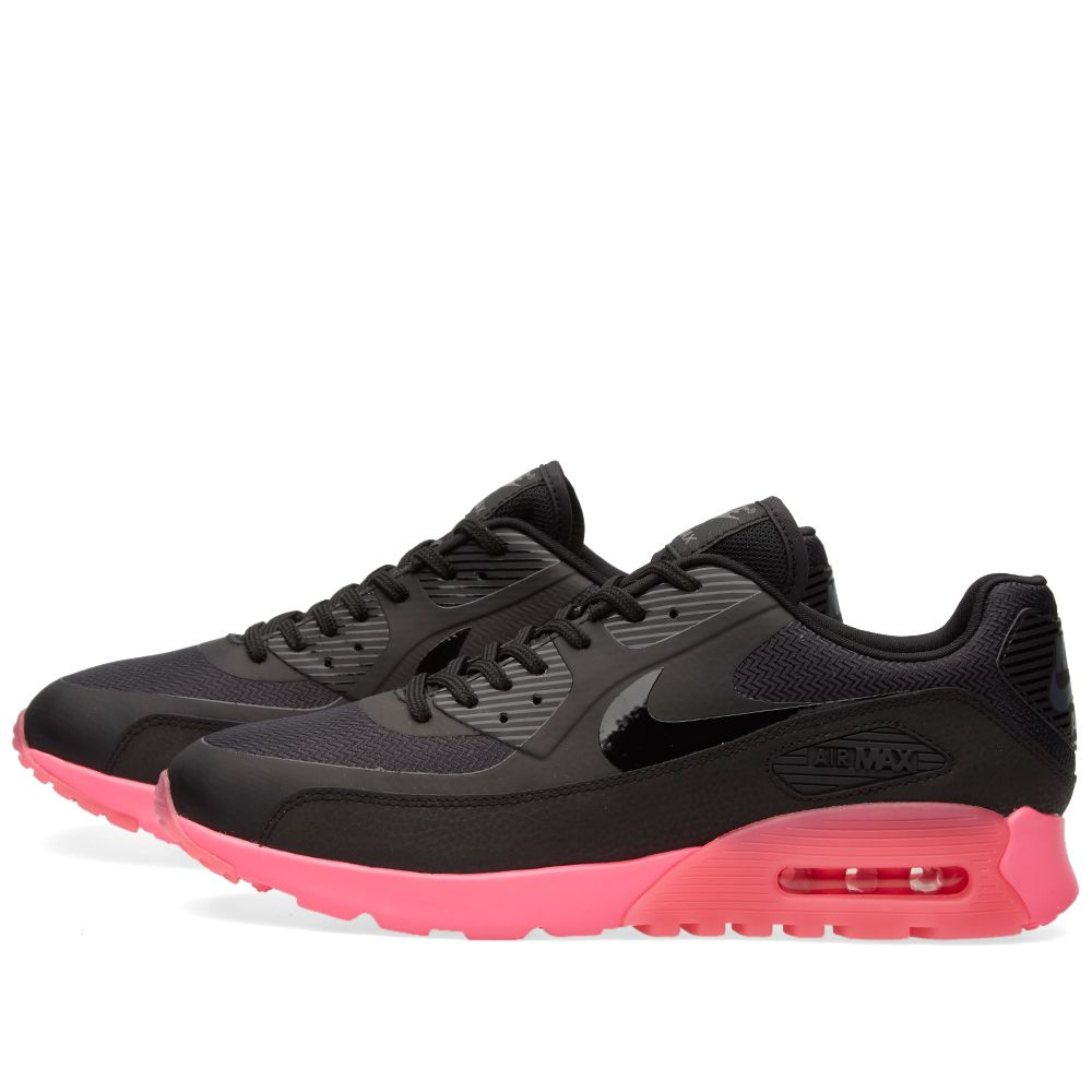 7eabbf895e61 Nike W Air Max 90 Ultra Black   Digital Pink