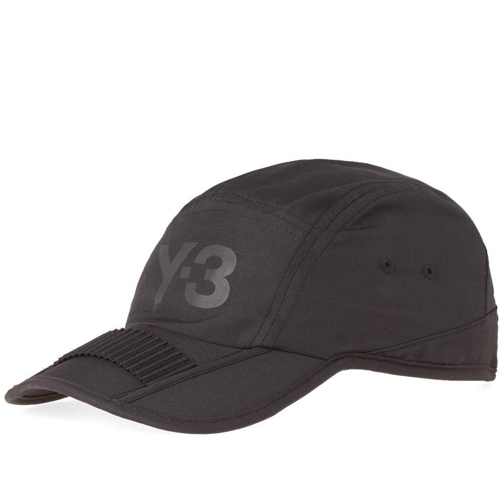 Y-3 Foldable Cap Black  7a4e690928a