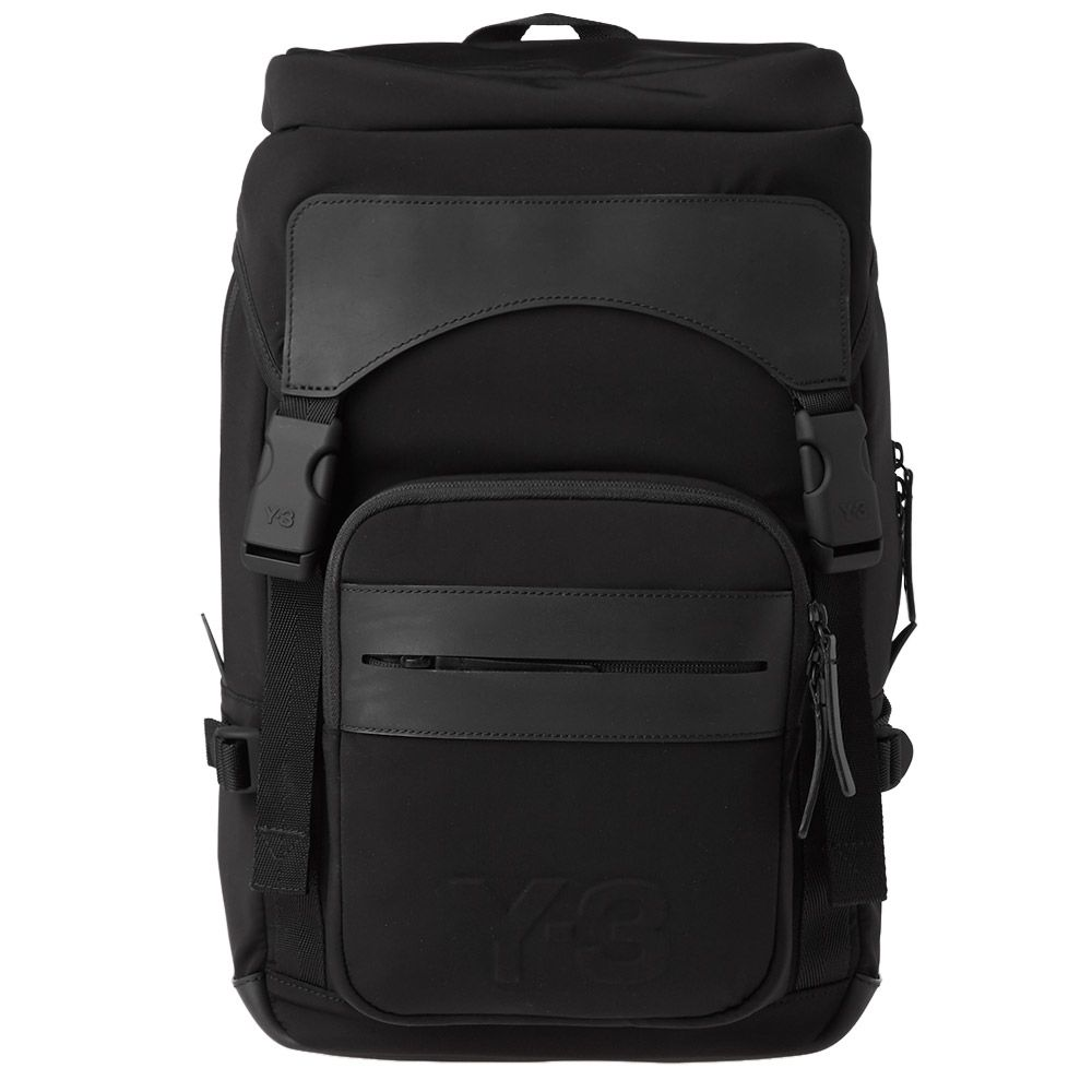 Y-3 Ultratech Backpack Black  1a155434c5749