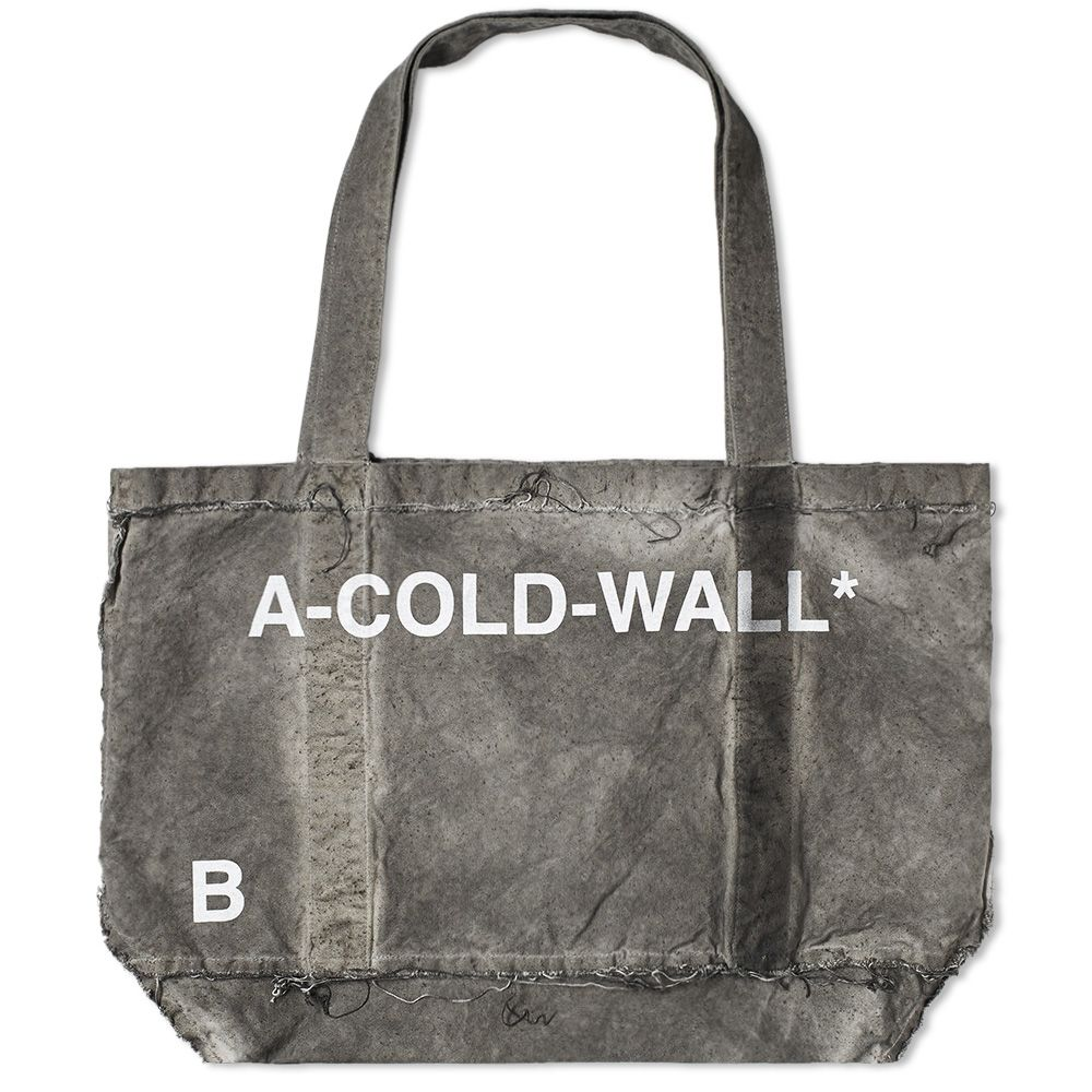 2d9a800630 A-COLD-WALL  Tote Bag Slate