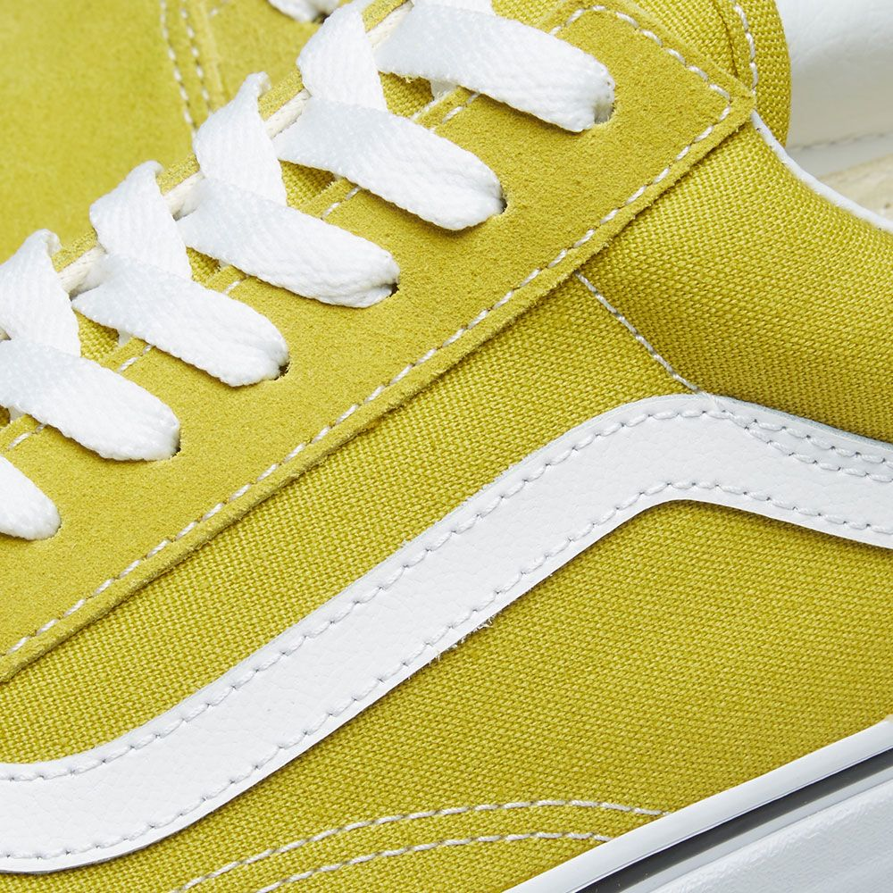 140e7d5f73 Vans Old Skool Cress Green   True White