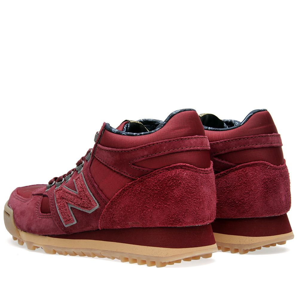 a57d422bf766 New Balance x Herschel Supply Co. H710HST Burgundy