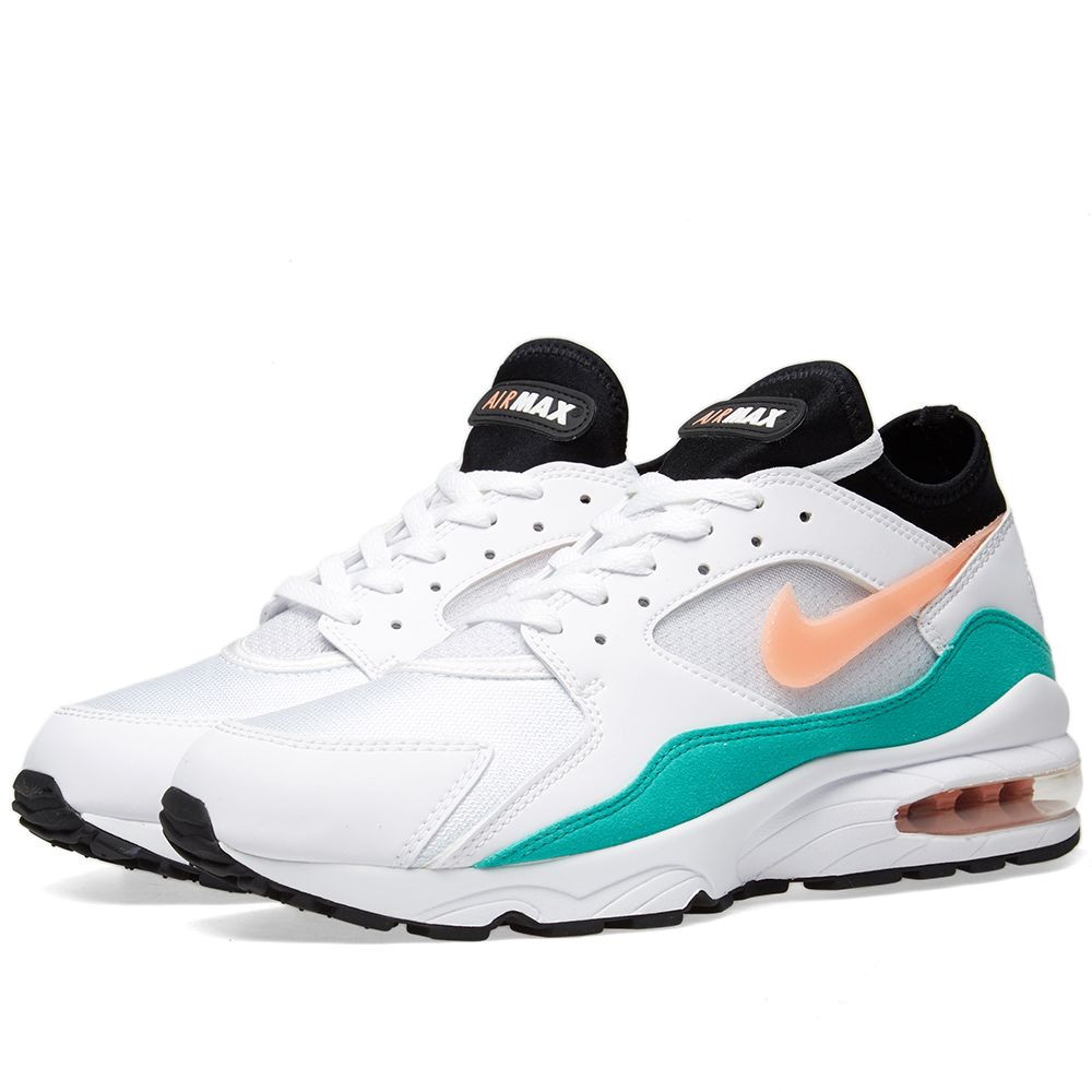 c163dfa2c1 ... netherlands nike air max 93 miami white bliss kinetic green end. 0ca4c  45a96