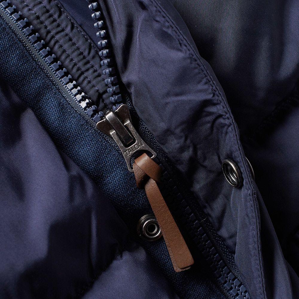 Polo Ralph Lauren Elmwood Down Vest. Navy. £299 £135. image b99e9965a232