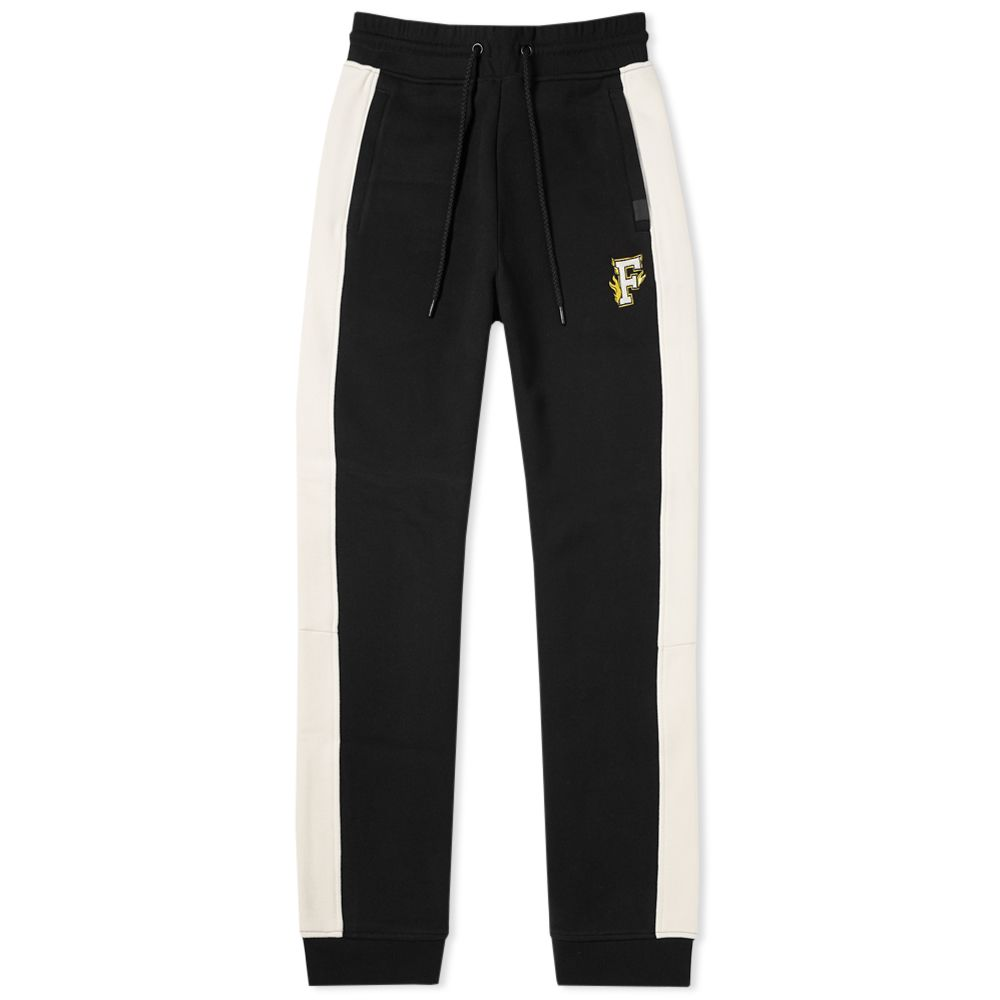 f53b87b431e6 Puma x Fenty by Rihanna Fitted Panel Sweat Pant Puma Black