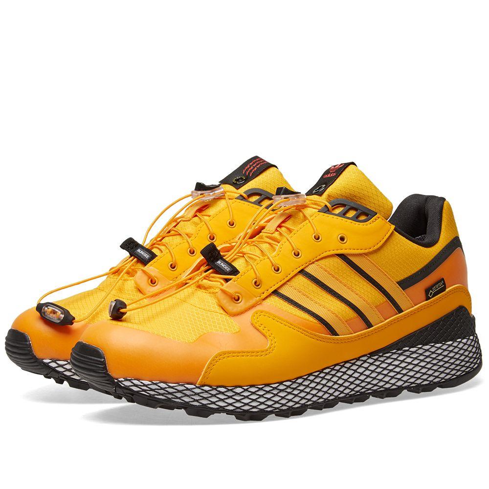 Adidas x Livestock Ultra Tech Gore-Tex Yellow   Core Black  9732f9440