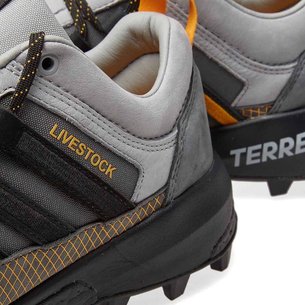 a25002d5440 Adidas x Livestock Terrex Skychaser Stone   Core Black