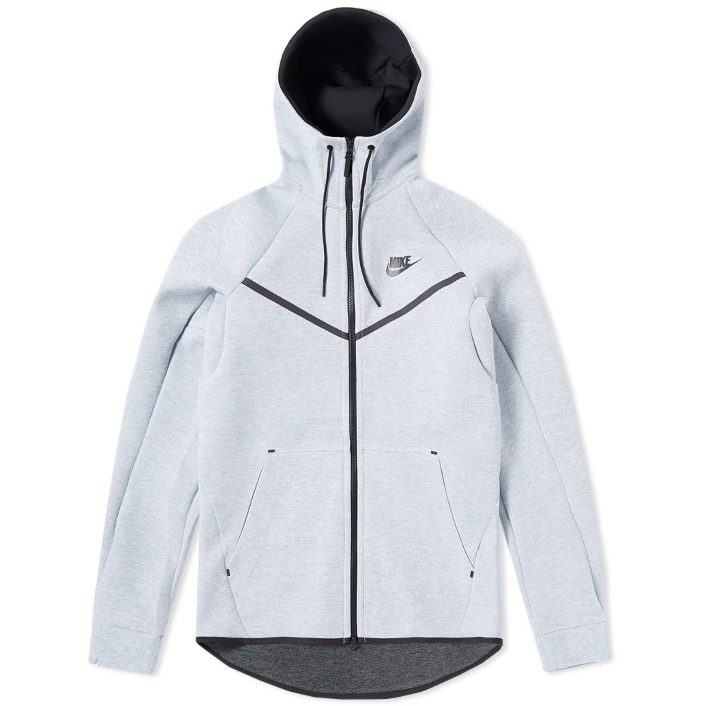 Nike Tech Fleece Windrunner Glacier Grey a8ba06af9