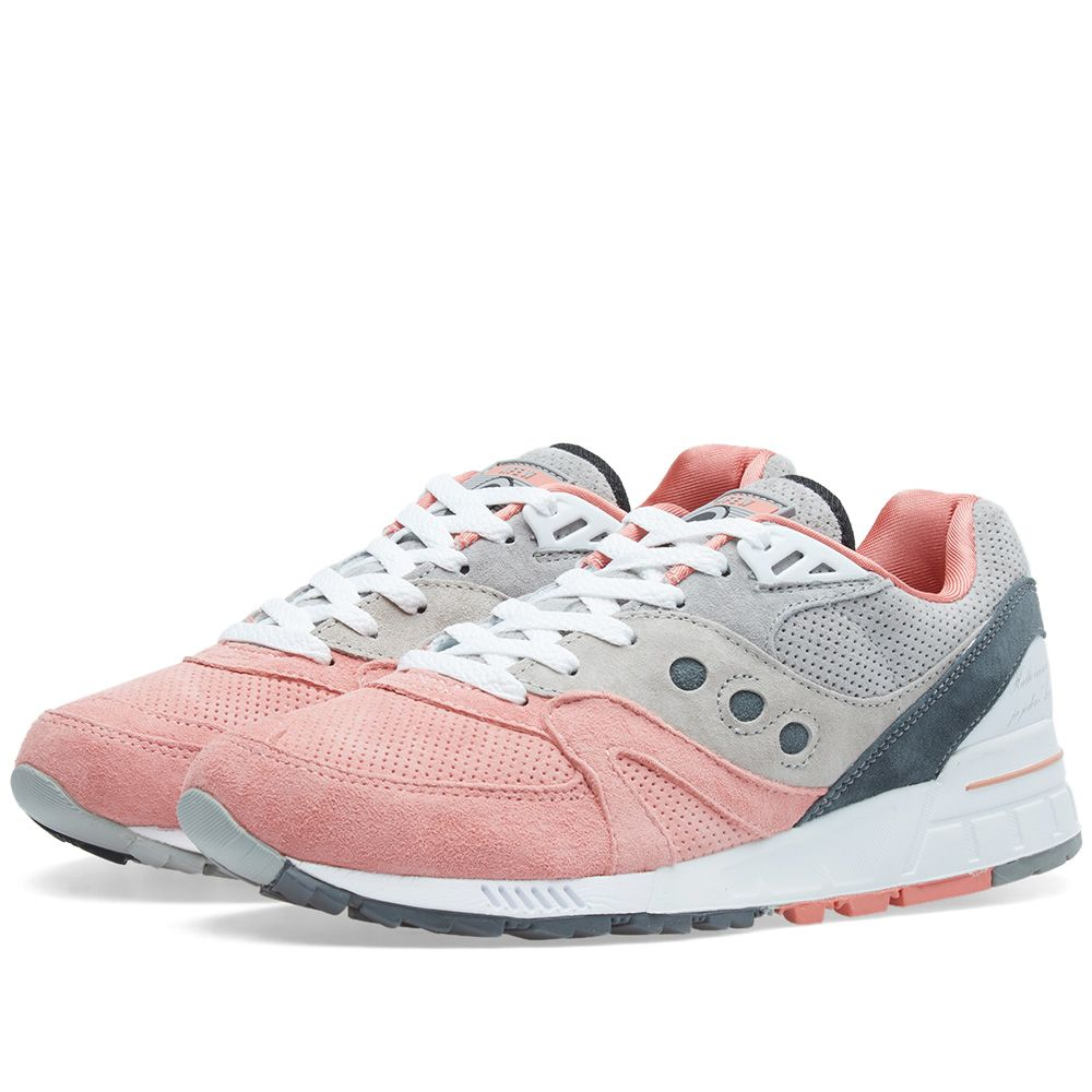 93f2228d7f8f Saucony x Afew Shadow Master 5000  Goethe  Pink   Grey