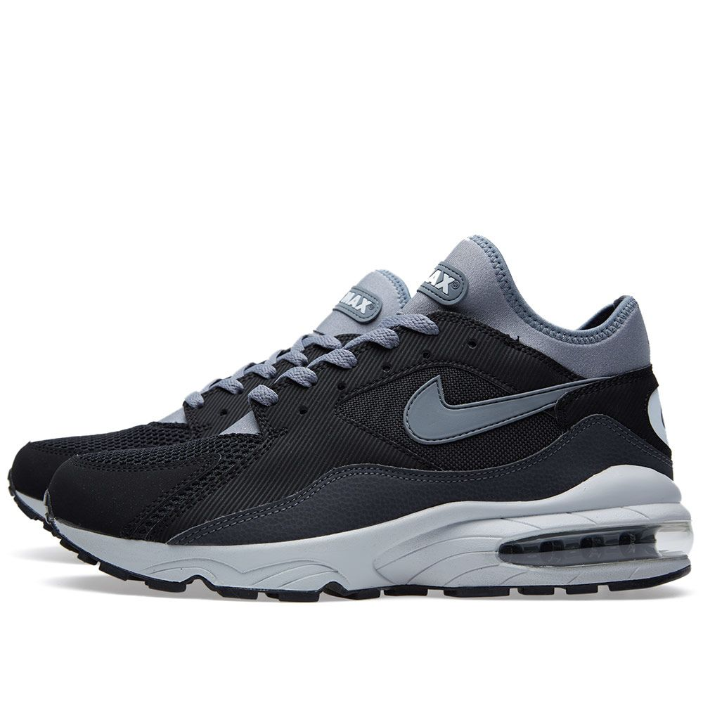 e361bccf00 ... authentic nike air max 93. black cool grey. 135 89. image 8ca9c d86d6