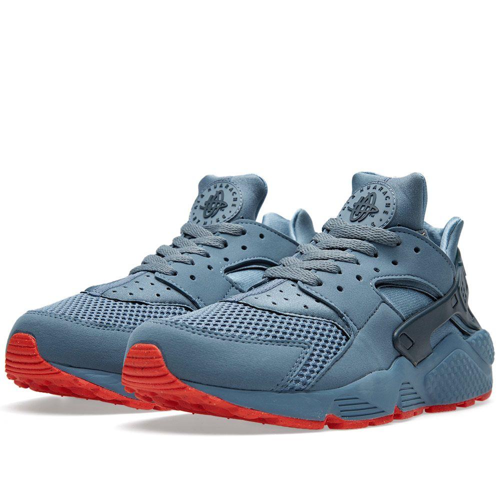 924098deeaa5 Nike Air Huarache Run FB. Blue Graphite   Bright Crimson.  119. image.  image. image. image. image. image. image