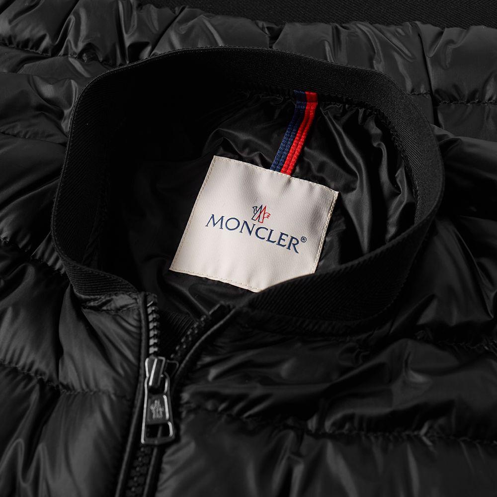7c93e4111 Moncler Aidan MA-1 Jacket Black
