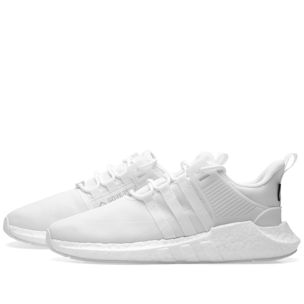 hot sale online 249e0 1aee4 Adidas EQT Support 9317 GTX. White