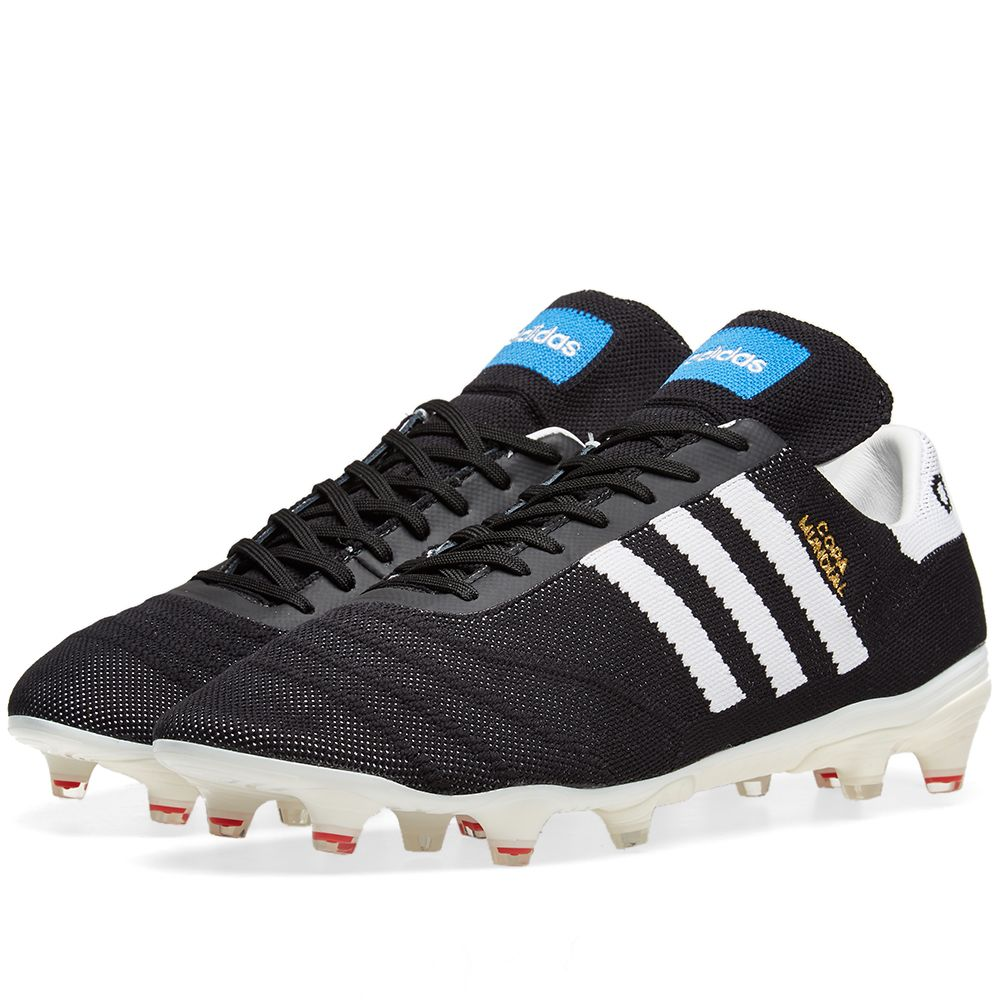 super popular fd2c2 6d860 Adidas Consortium Football Copa Mundial 70Y FG Black, White