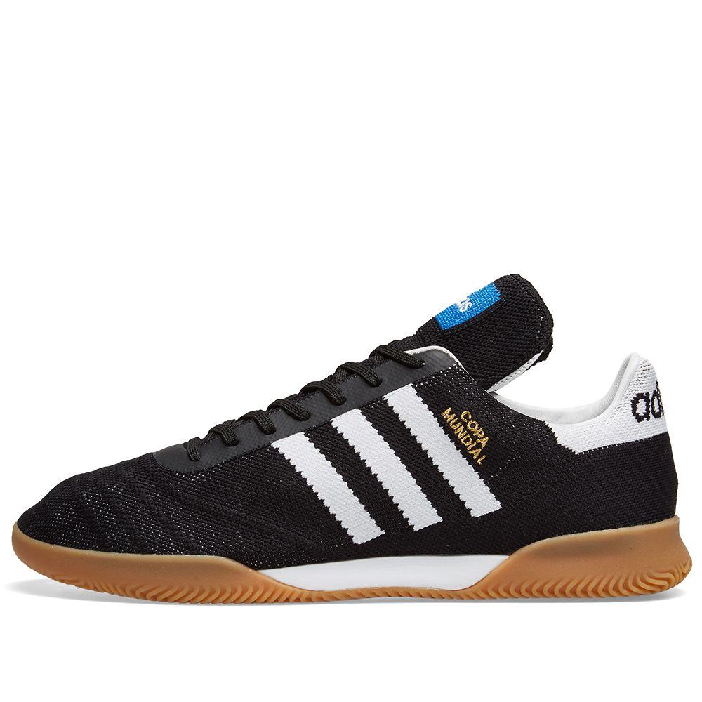 separation shoes ba81e 579b9 Adidas Consortium Football Copa Mundial 70Y TR. Black, White  Gold