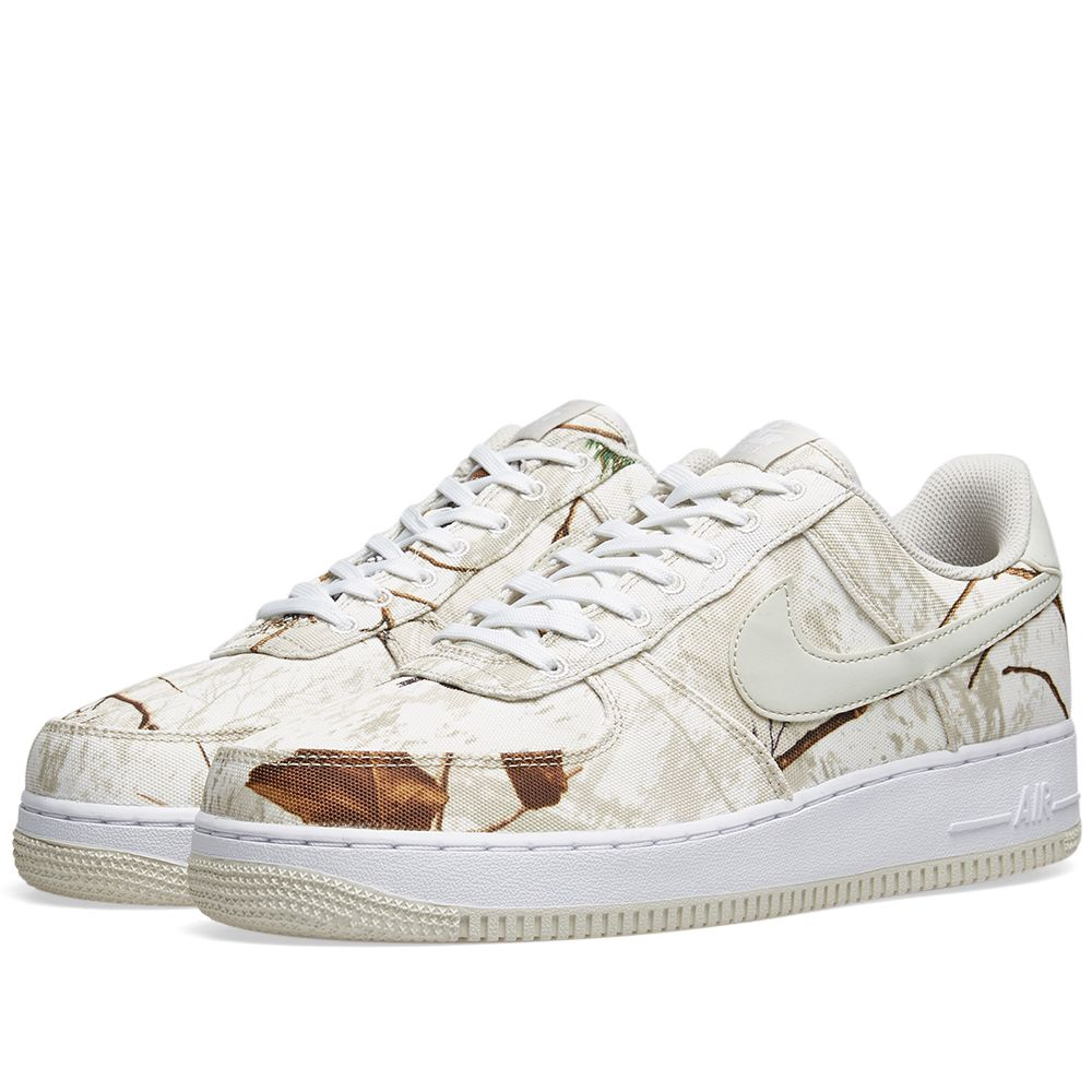 purchase cheap 6186f 3a042 Nike Air Force 1 07 LV8 3 Realtree Camo White  Bone  END.