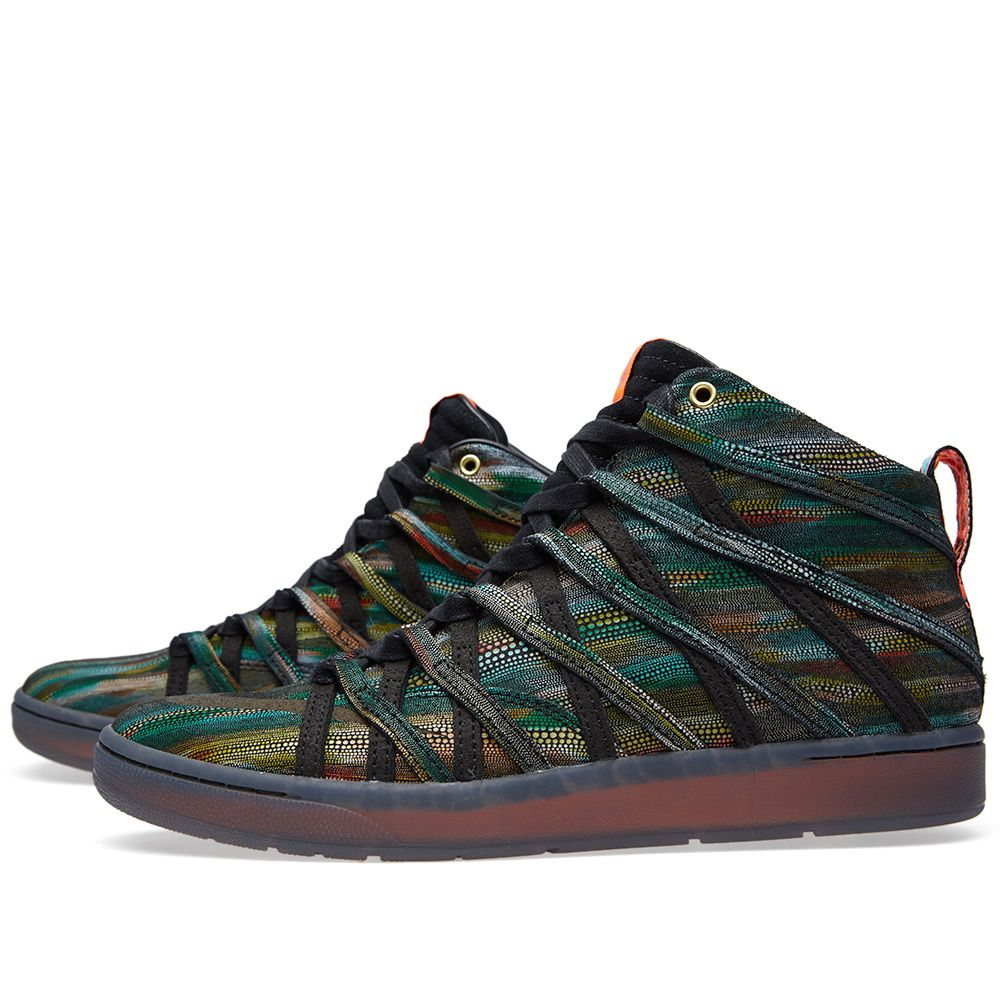 a822724c72bc17 Nike LeBron XII NSW Lifestyle QS Black   Black