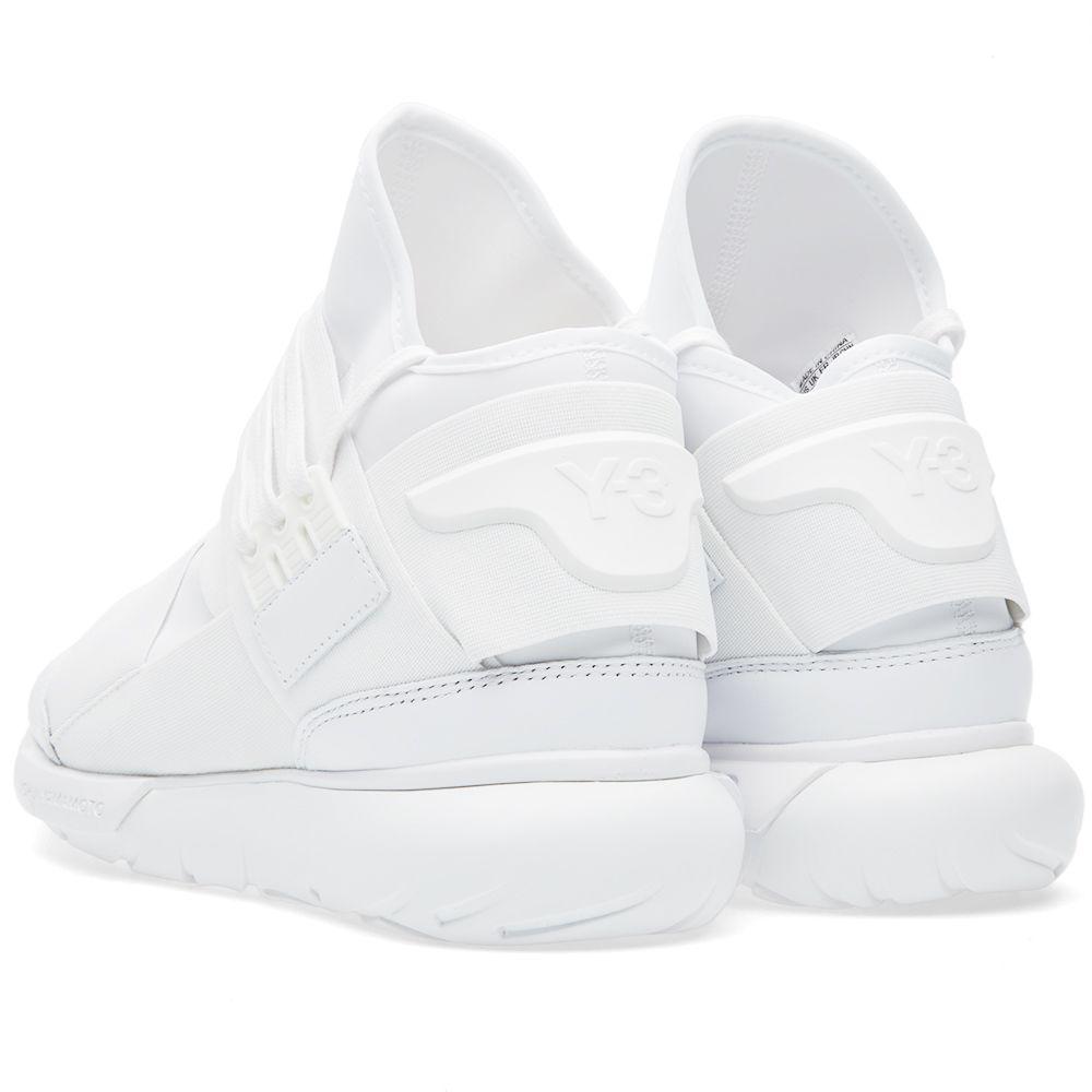 84fa936da Y-3 Qasa High White   Vintage White