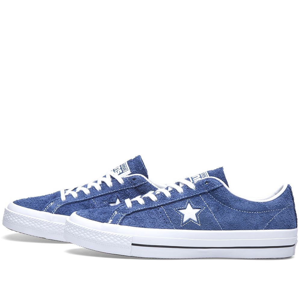 e3f7bfdd061b Converse One Star OX. Navy ...